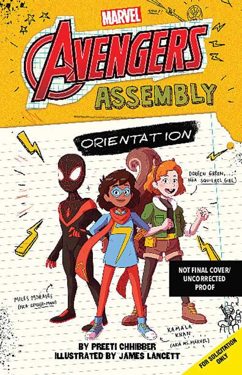 Marvel Avengers Assembly: Orientation
