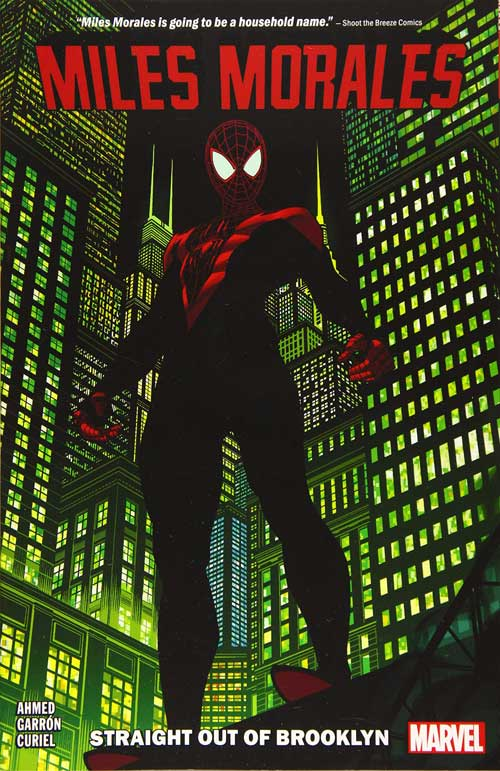 Miles Morales: Spider-Man Vol. 1: Straight Out of Brooklyn TPB