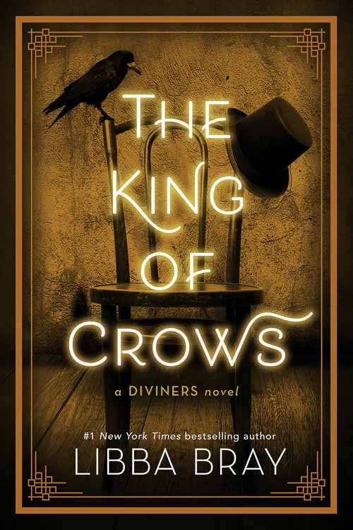 The King of Crows (Diviners #4)