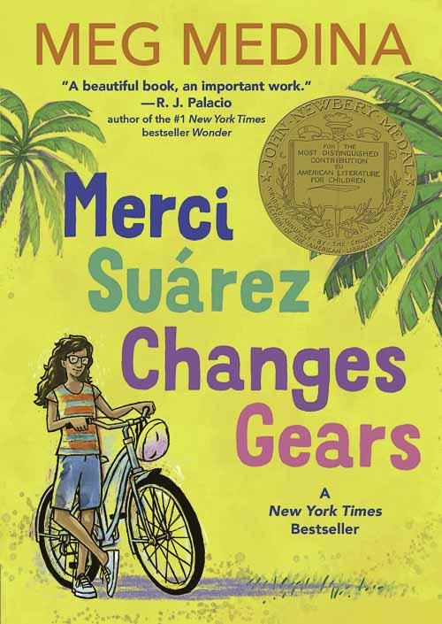 Merci Suarez Changes Gears, paperback