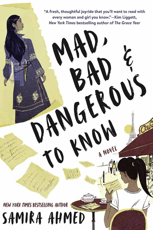 Mad, Bad, & Dangerous to Know